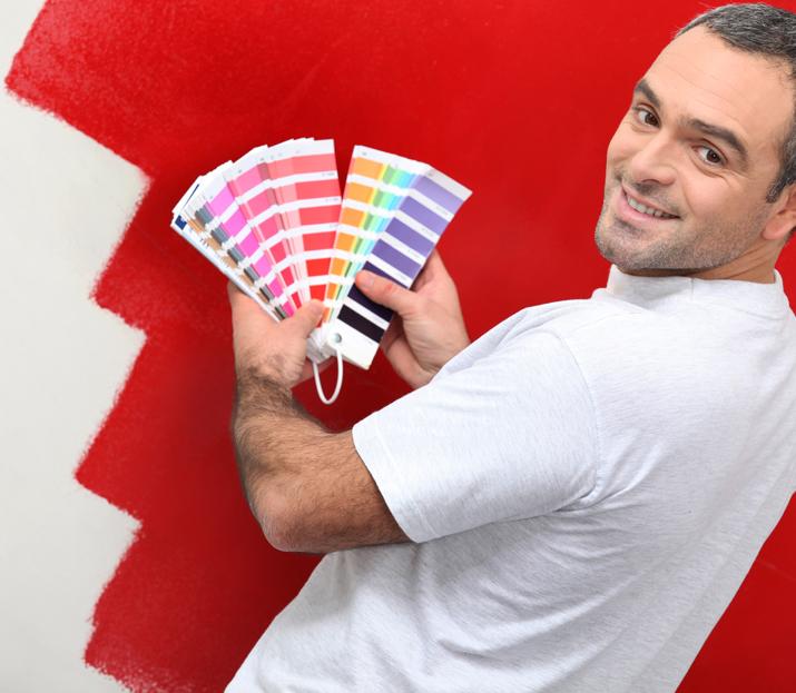 Farben, Lacke und Lasuren von Ihrem bauSpezi in Brackenheim